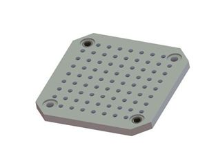 Picture for category Modular Grid Fixture Plate - Metric